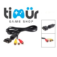 Kabel Cable AV Playstation PS2 PS3 Original