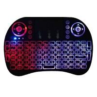 i8 keyboard mini air mouse wireles 7 warna warni
