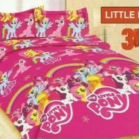 Sprei Bonita Little Ponny 180x200
