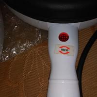 SICO crepes teflon listrik/teflon dadaran/teflon pancake/teflon putih