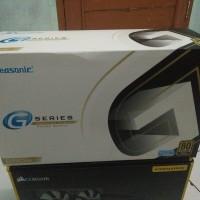 PSU Seasonic G Series 650W Modular 80+ Gold Sertified Garansi 5Th