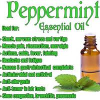 Peppermint Oil 5ml/Pure Essential Oil