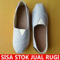 Sepatu Slip On Pria ZALORA Santai Keren Original Asli Termurah