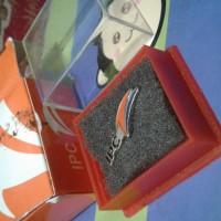 Souvenir IPC Pelabuhan Indonesia Pelindo Pin Bross Kantor Priok Elegan