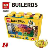 harga Lepin 42002 - Bricks - Builders - Classis Creative Bricks Tokopedia.com