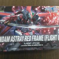 HG 1/144 Gundam Astray Red Frame (Flight Unit)