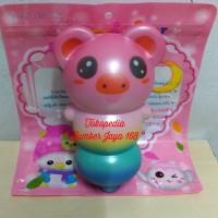 "Squishy Dango Animal Cartoon Toy Replica "" LEI - LEI """