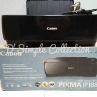 printer canon pixma ip1880, printer second