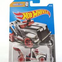 Hot Wheels Rig Storm Silver