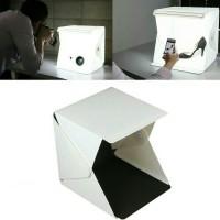 Foto Photo Studio Small Portable Untuk Foto Produk Toko Online Shop