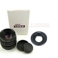 25mm F1.4 CCTV Lens for M43