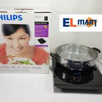Philips kompor induksi HD 4932 ori/induction cooker/kompor listrik