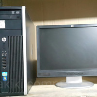 PC CPU Komputer HP 6300 Core i7 3770 Gen3 Ram 8Gb HD 500Gb dan LCD