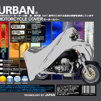 cover sarung selimut motor URBAN jumbo tiger xl honda yamaha scorpio