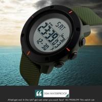 SKMEI Jam Tangan Digital Pria Sport Outdoor 1215 - Pedometer - Running
