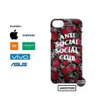 case vivo v7 plus Anti Social Club hardcase