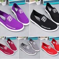 Fashion Canary Slipon Shoes 50312