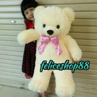 boneka beruang (teddy bear) besar/ jumbo