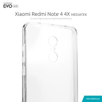 VEVORIUM EVO MIX Hybrid Case Xiaomi Redmi Note 4 4X MEDIATEK