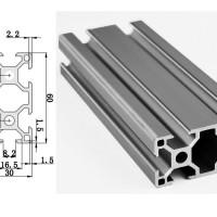 Aluminium profile 3060 (per cm)