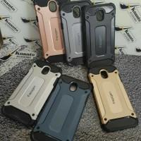 Hardcase Spigen Iron Samsung J7 Pro / Case / Casing J730 / Pro Bagus