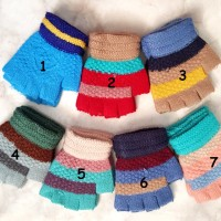 BA001 Sarung Tangan Anak Musim Dingin Naik Gunung Kids Winter Gloves