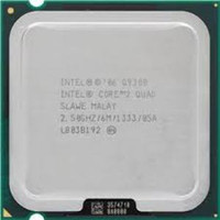 Intel Core 2 Quad Processor Q9300 (6M Cache, 2.50 GHz, 1333 MHz FSB)
