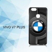 Casing Hardcase HP Vivo V7 Plus BMW logo Car X5031