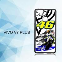 Casing Hardcase HP Vivo V7 Plus Valentino Rossi Poster X4993