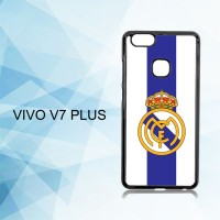Casing Hardcase HP Vivo V7 Plus Real Madrid X4323