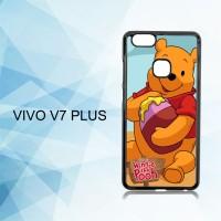 Casing Hardcase HP Vivo V7 Plus winnie the pooh X4695