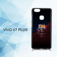 Casing Hardcase HP Vivo V7 Plus Barcelona Logo X5745