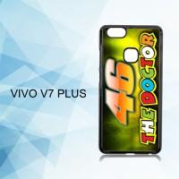 Casing Hardcase HP Vivo V7 Plus Valentino Rossi The Doctor X4734