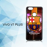 Casing Hardcase HP Vivo V7 Plus Fc Barcelona X4714