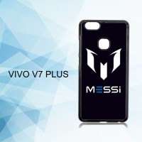 Casing Hardcase HP Vivo V7 Plus Lionel Messi Logo X4220