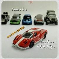 Hot Wheels Hiway Hauler & Ferrari 308 GTS (Albertsons) Very Rare y14