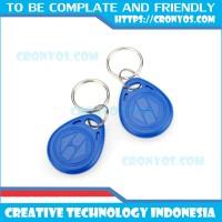 RFID Tag Key Chain / Keychain / Gantungan Kunci 125KHz