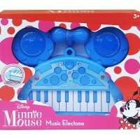 [Mainan Musik] DISNEY MINNIE MOUSE MUSIC ELECTONE - 02834