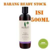 [Promo] READY STOCK - Sukin Protein Shampoo 500ml