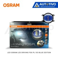 A12240 Fog Lamp LED Osram PL Blue Edition with DRL