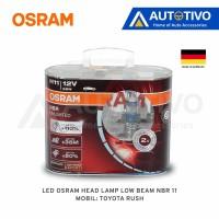 A12254 Toyota Rush LED Osram Head Lamp (Low Beam) NBR H11