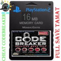 MC PS2 16MB CODEBREAKER / GAME SHARK