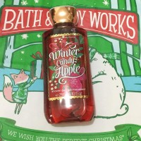 Bath and body works Winter Candy Apple Shower Gel 295 ml