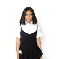 Boxout - Baju Wanita Tira Camisole Black