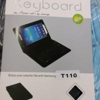 Samsung galaxy tab 3 lite 7in t110/t111 Bluetooth Keybo Berkualitas