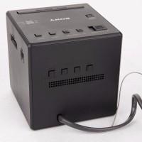 Sony ICFC1 Alarm Clock Radio Black Original terlaris stok terbatas