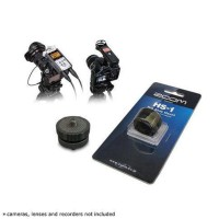 Zoom HS-1 Hot Shoe - Adapter to DSLR Camera For Zoom H1, H4n, H6