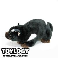 Boneka Hewan Setan Tasmania ( Tasmanian Devil Stuffed Doll ) 14 in