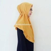 Jilbab Instan Khimar Rampel Tali Hijab Kerudung Albab shop