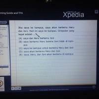 Zenius Xpedia SBM IPA utk Persiapan SBMPTN UM UTUL SIMAK 2018